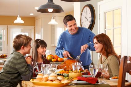 Happy Thanksgiving! - С Днем Благодарения!
